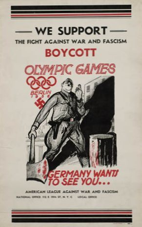 Olimpiadi 1936