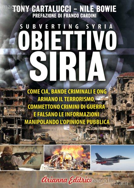 Obiettivo Siria libro