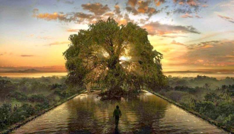 albero del mondo