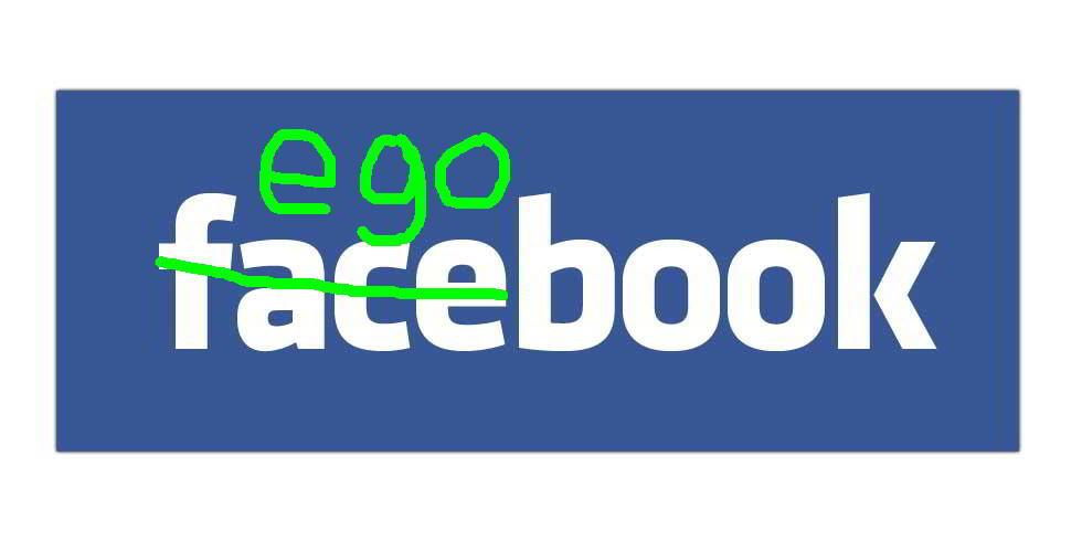 Facebook, la vetrina dell'ego