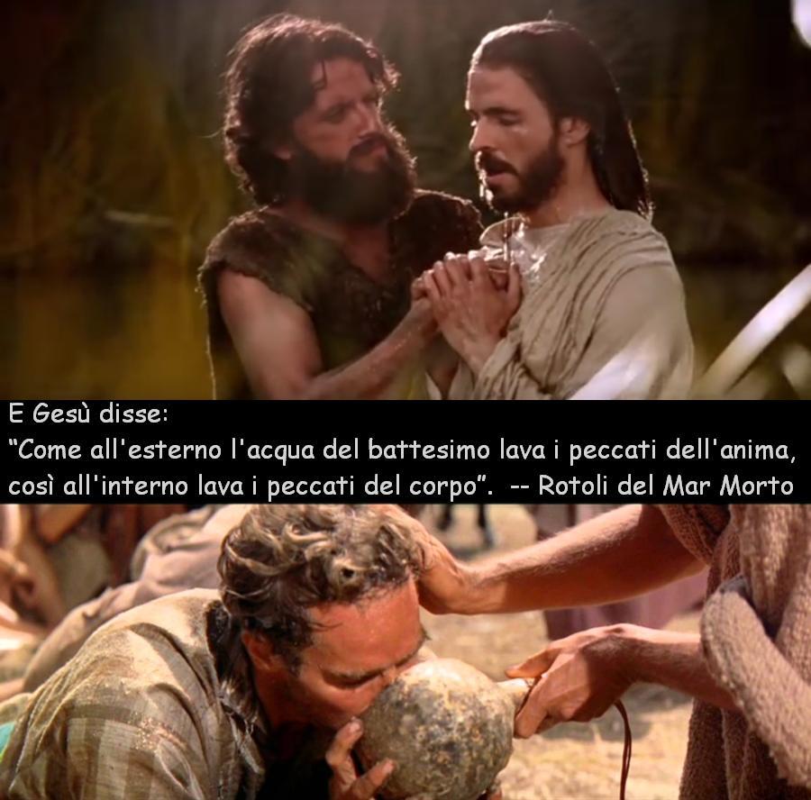 Gesù disse falsa citazione