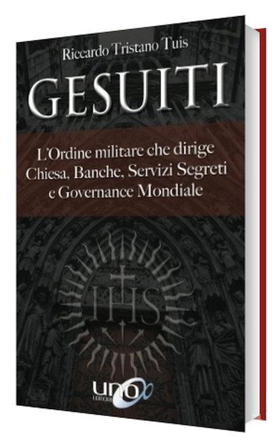 Gesuiti libro di Riccardo Tristano Tuis