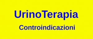 Controindicazioni nell'urinoterapia