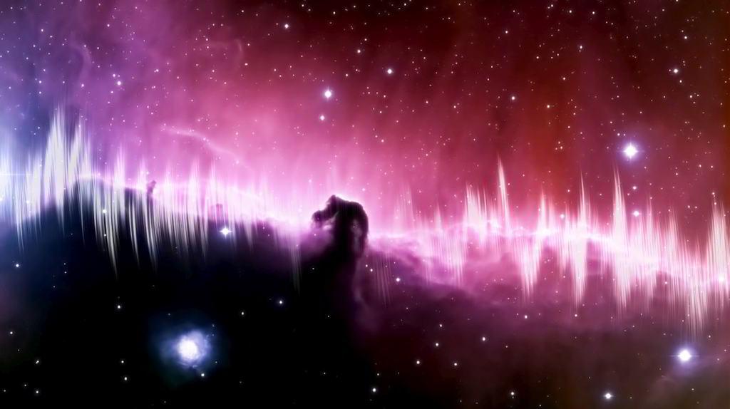 frequenze dell'universo
