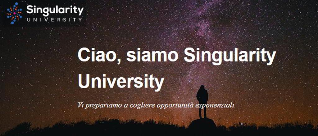 Singularity – Singolarità